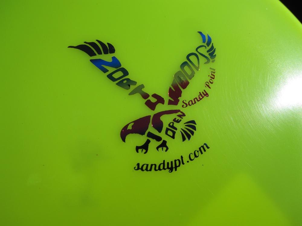 Sandy Point Resort Disc Golf