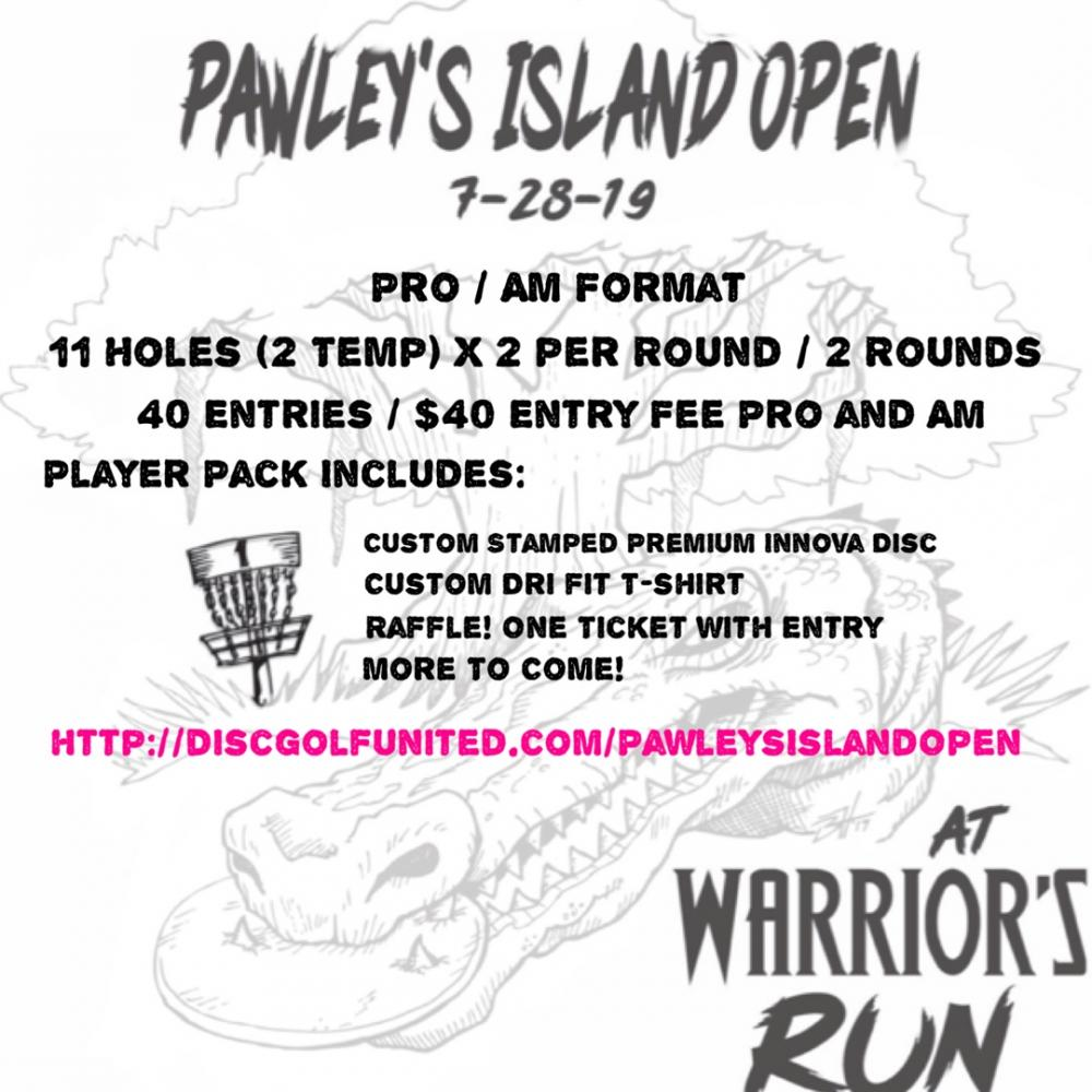 Warrior Run Disc Golf at Stables Park