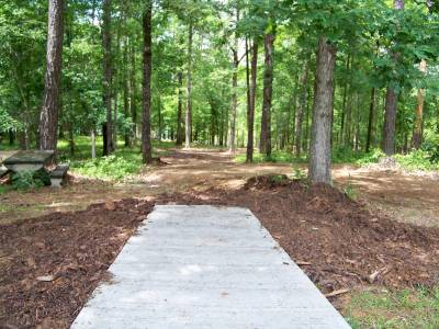 Jim Warner Memorial Disc Golf Course
