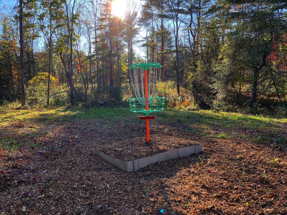 Devil's Grove Disc Golf - The Devil
