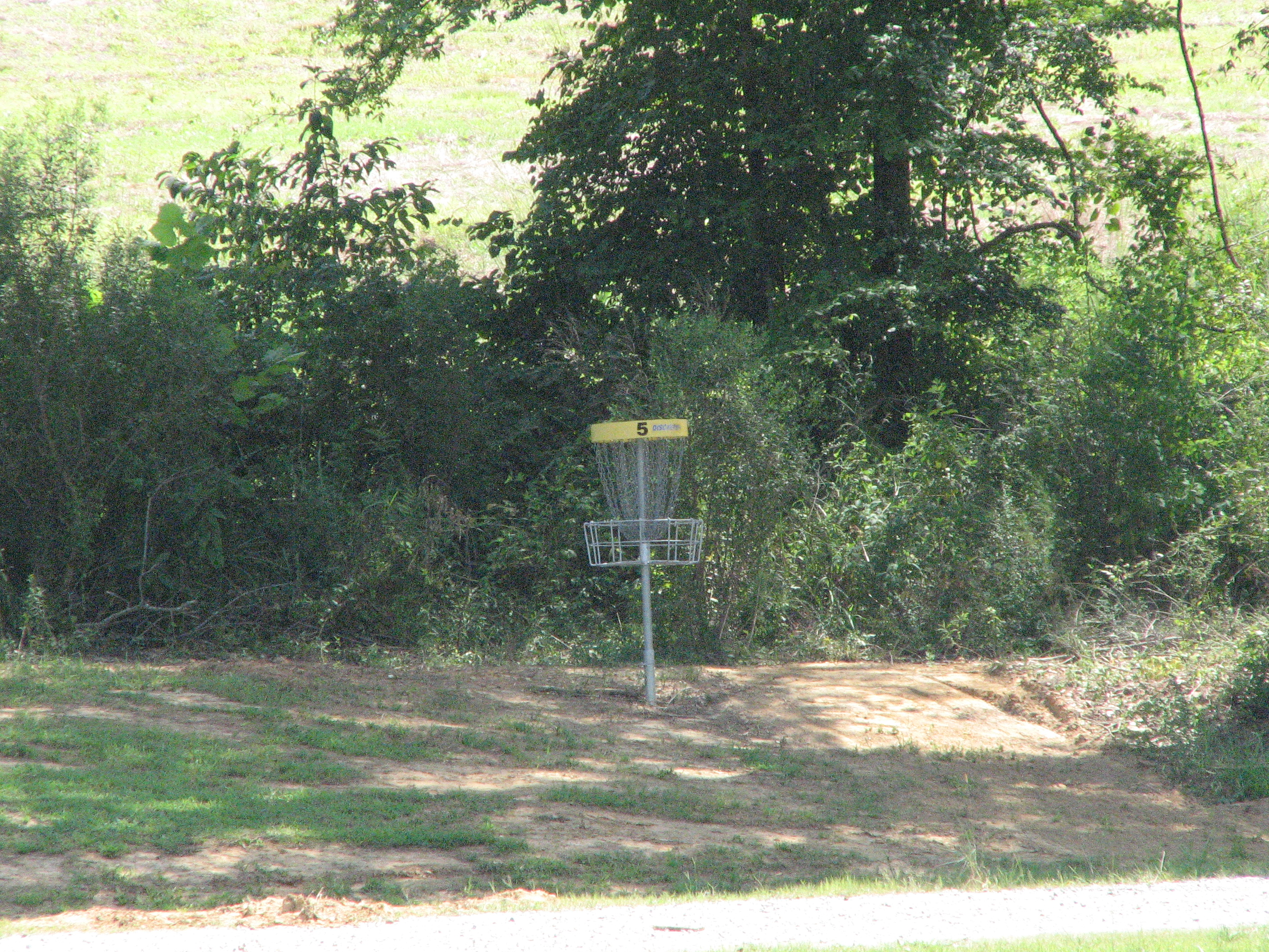 Brighton Park Disc Golf