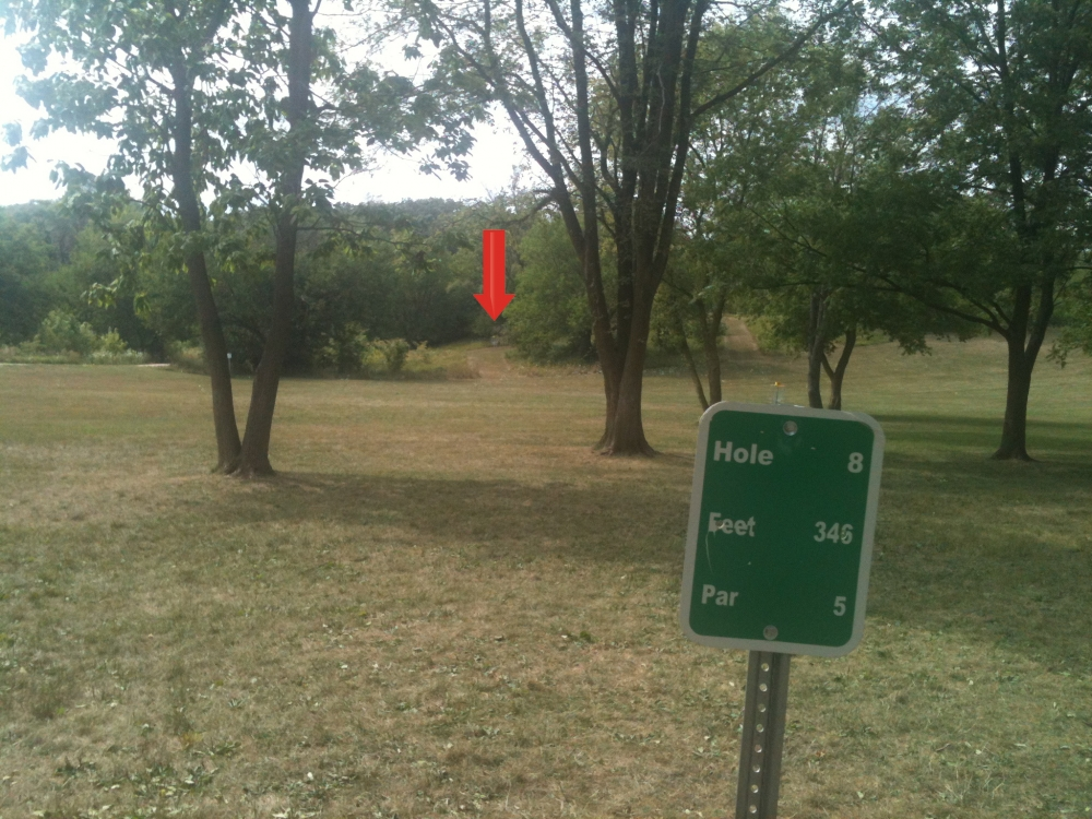 Fel-Pro RRR Disc Golf Course