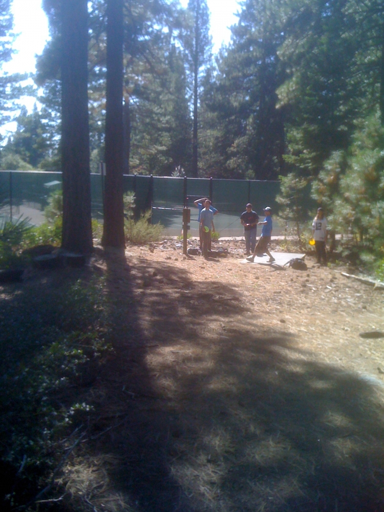 North Tahoe Lions Club Disc Golf Course