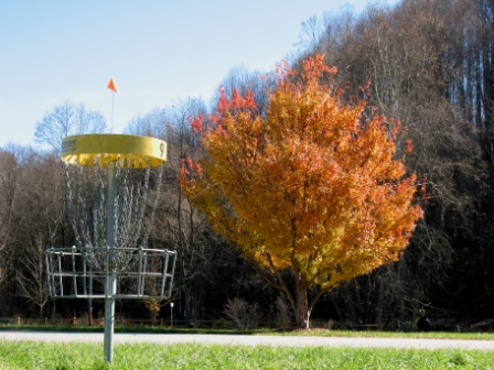 Waynesville Disc Golf Course