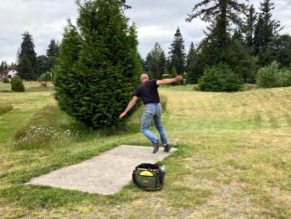 Tall Firs Disc Golf Course
