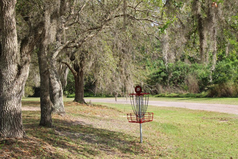 Oviedo Disc Golf Course at Shane Kelly Park