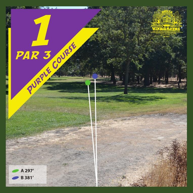 Oak Grove Regional Park - Purple