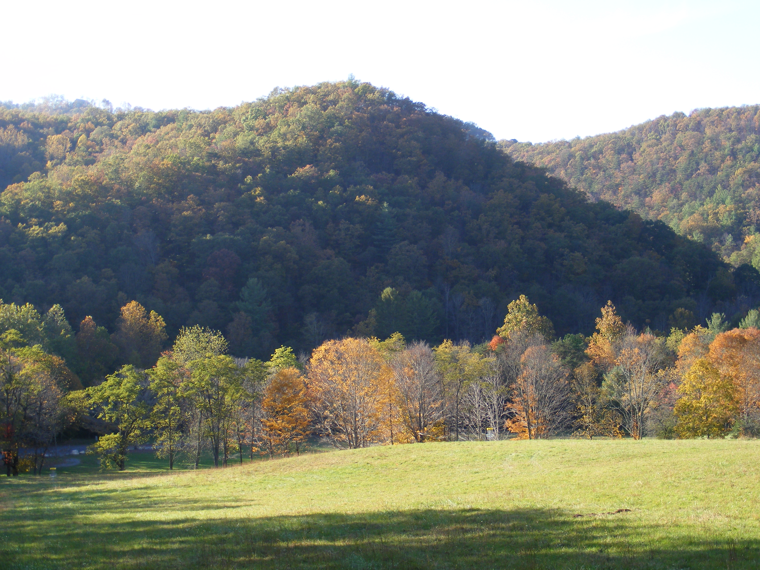 Greenbrier State Forest Disc Golf Course