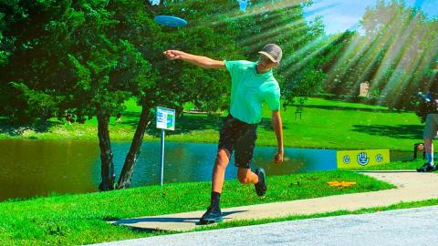 Disc Golf Kid's picture